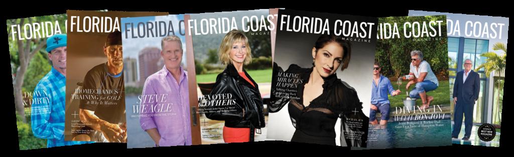 Florida Coast Magazine Covers
